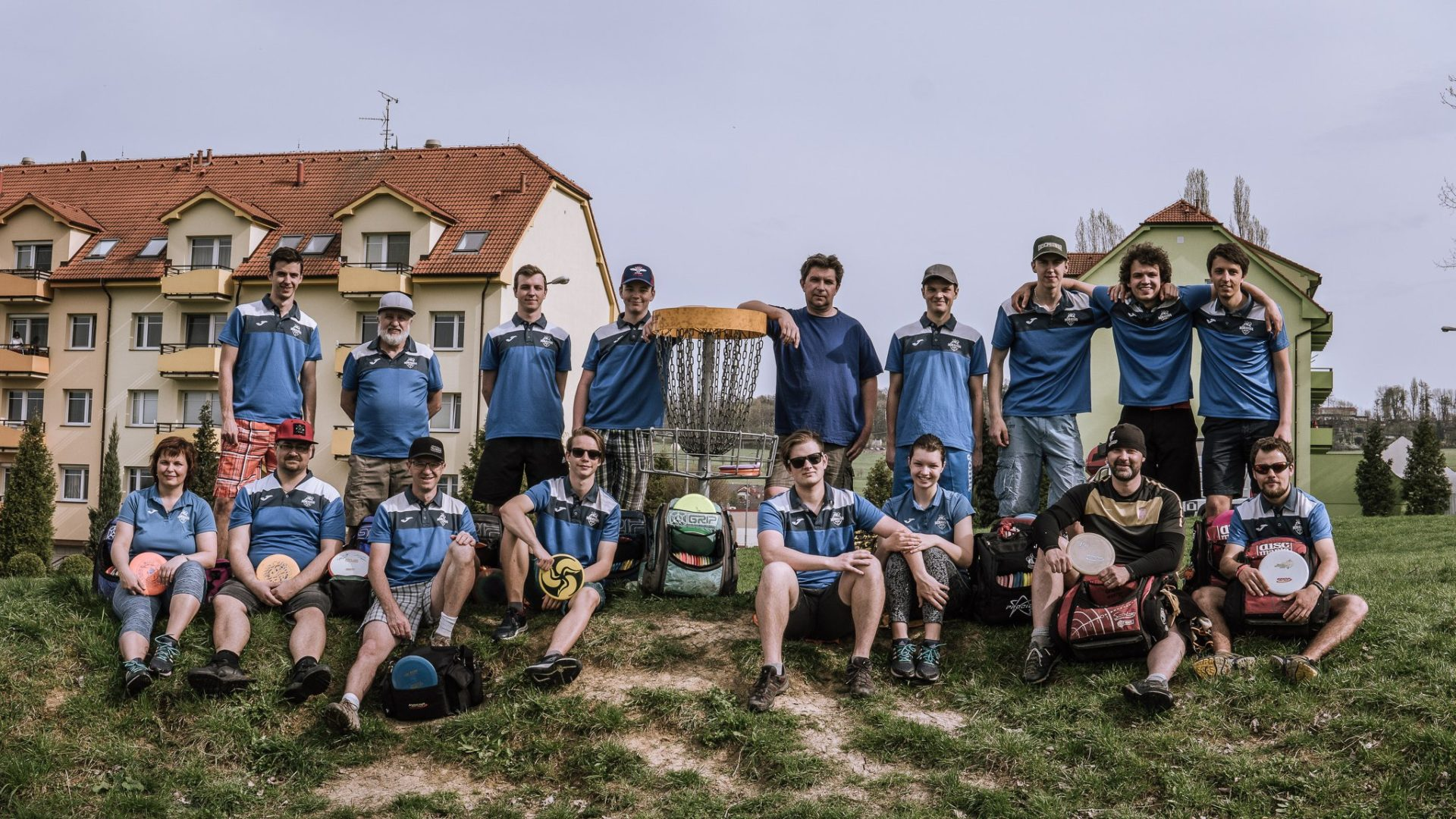 Discgolfový klub Moravian Gators Nový Jičín